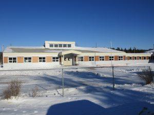 Chief Julian Yendo School