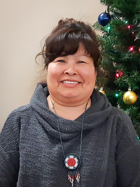 Trustee Anita Simba-Chicot (Kakisa)