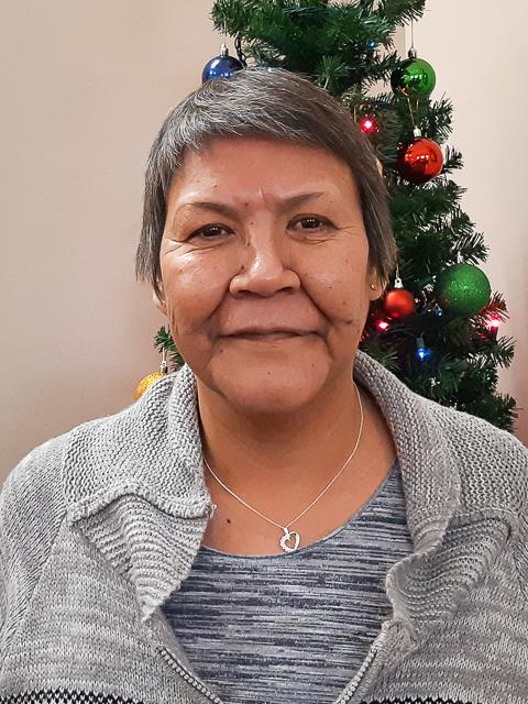 Trustee Jayne Konisenta (Nahanni Butte)