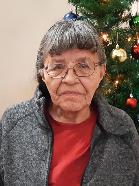 Trustee Yvonne Norwegian (Jean Marie River)